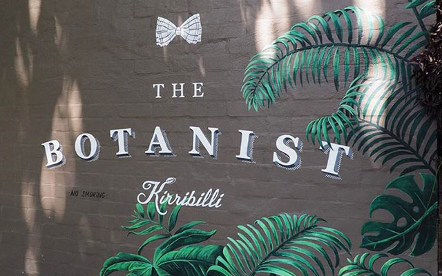 The Botanist and Bondi Hardware