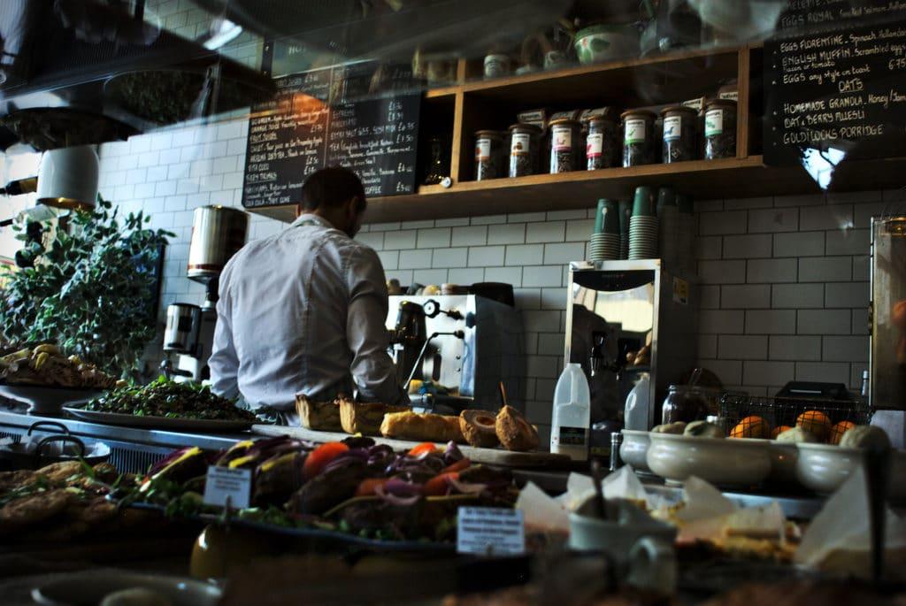 cafe-owner-uses-cafe-equipment