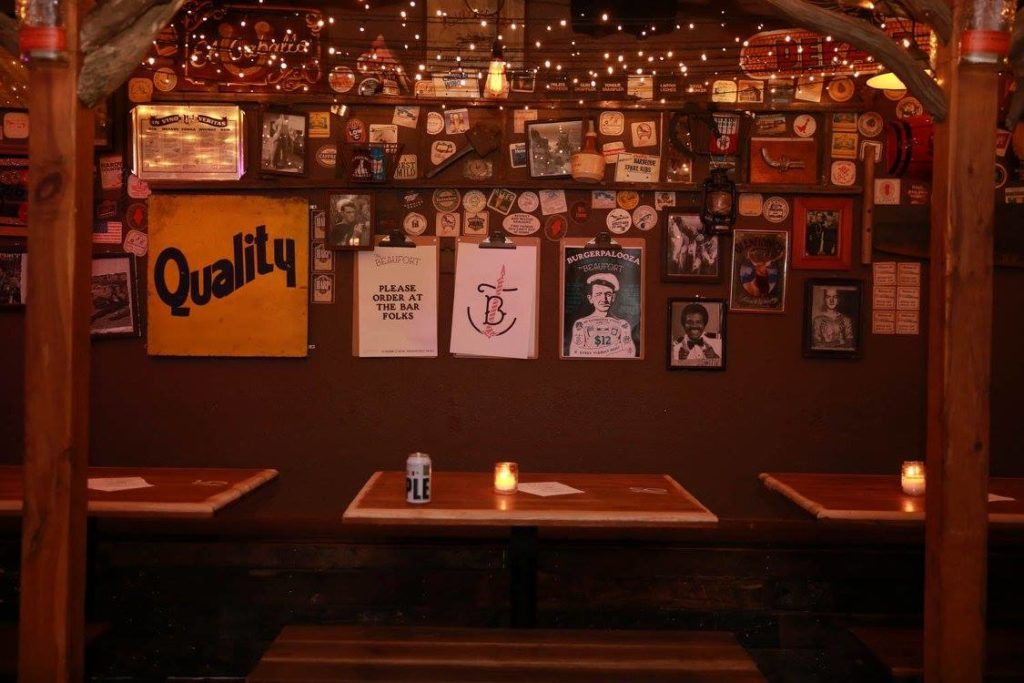 Bar Design Advice from Bulletin Place & The Beaufort [Pt. 1] - Impos
