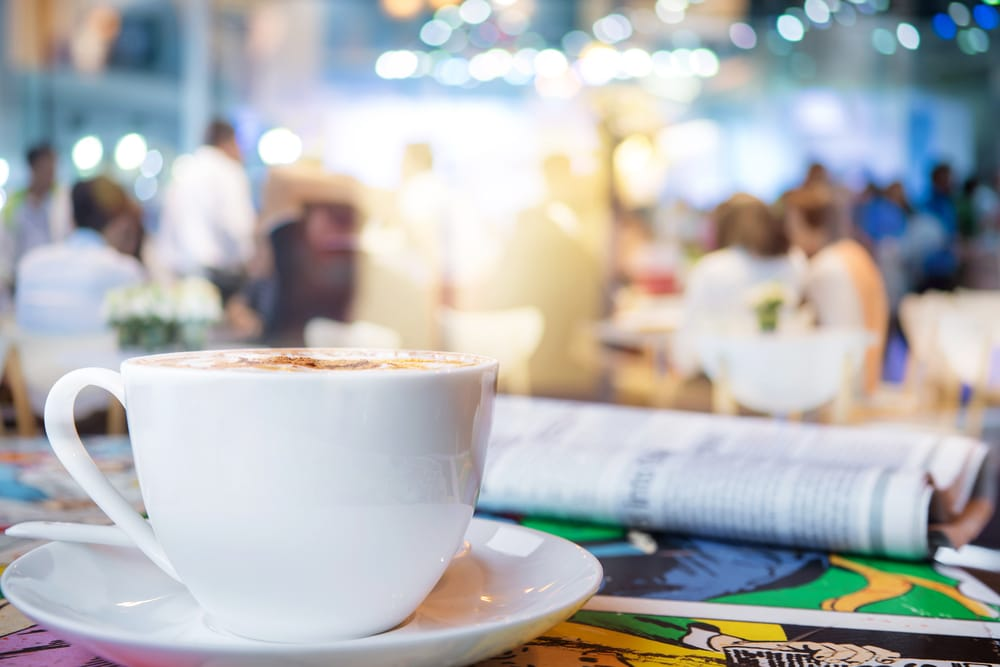 Starting A Coffee Shop Here S What You Need To Know
