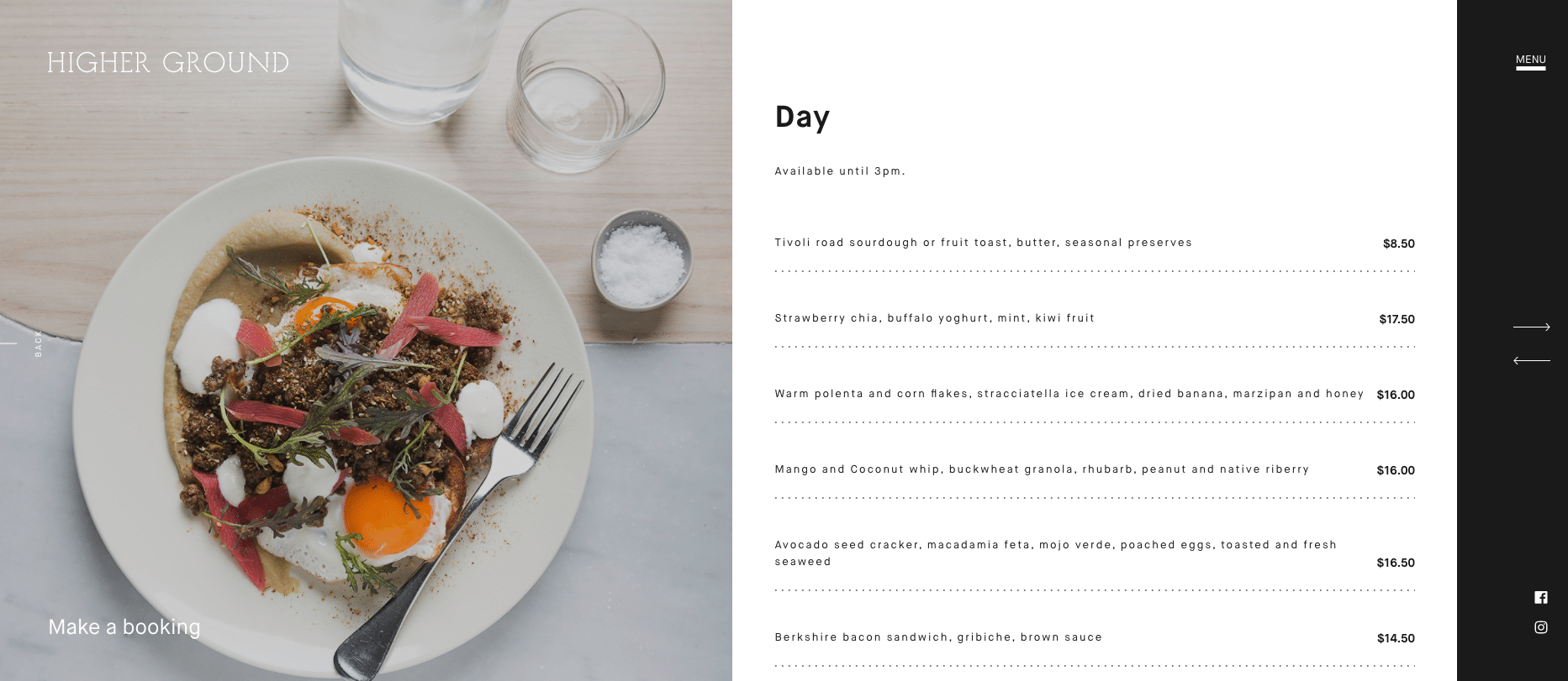 higher-ground-cafe-restaurant-provides-visual-menu-on-website