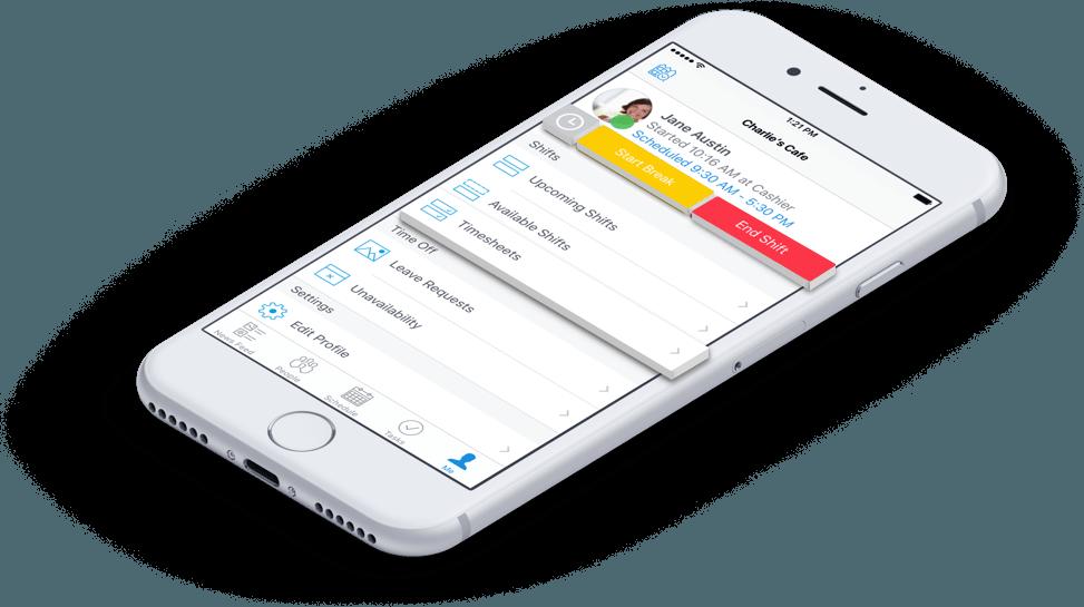deputy-rostering-phone-app-displaying-timesheet