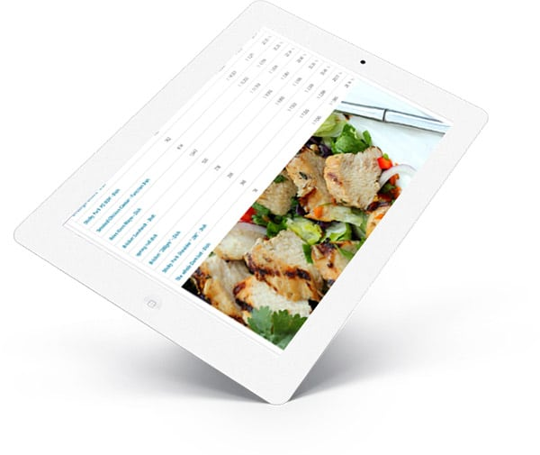 my-local-foodie-software-interface